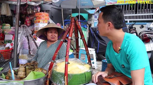 Hai chàng trai với kênh ẩm thực hè phố Sài Gòn - Ảnh 4.