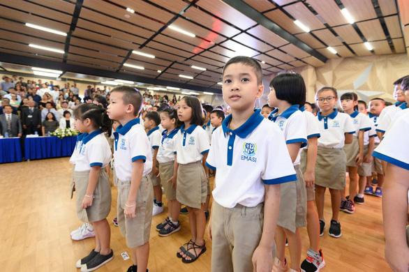 Trường song ngữ quốc tế EMASI: Phát huy năng khiếu từng học sinh - Ảnh 4.