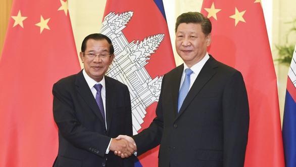 Hãng tin Nhật đặt nghi vấn về các dự án của Trung Quốc tại Campuchia - Ảnh 1.