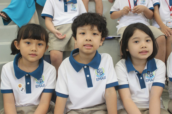 Trường song ngữ quốc tế EMASI: Phát huy năng khiếu từng học sinh - Ảnh 1.