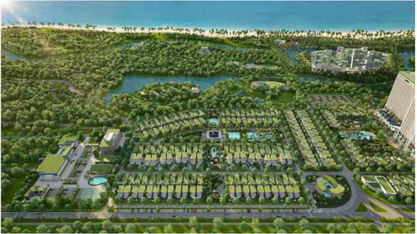 Sức hút của biệt thự nghỉ dưỡng ven biển Lagoona Bình Châu - Ảnh 4.