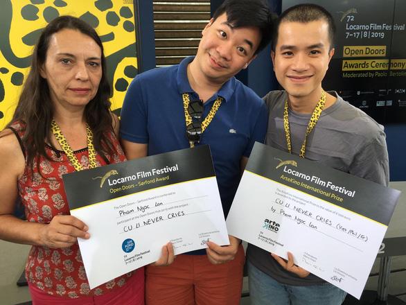 Điện ảnh Việt Nam đoạt 5 giải tại Liên hoan phim Locarno - Ảnh 2.