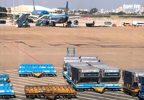 Ấn tượng nhớ mãi của vợ chồng du khách Anh ở sân bay Tân Sơn Nhất - Ảnh 1.