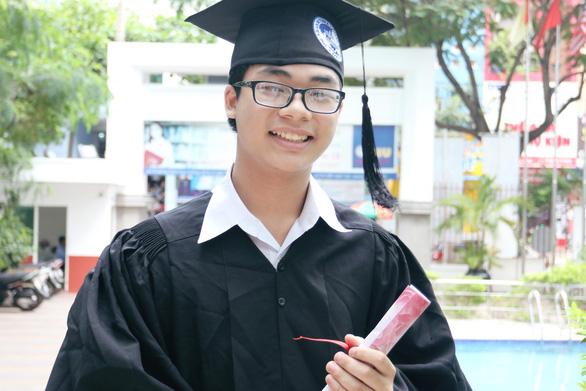 Cựu học sinh Asian School giành học bổng Mỹ và Phần Lan - Ảnh 1.