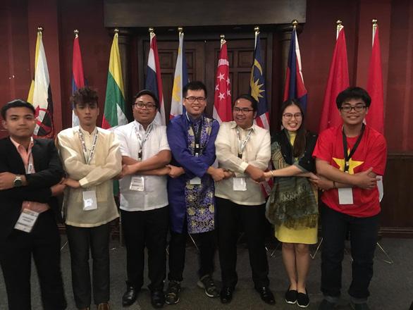 Cựu học sinh Asian School giành học bổng Mỹ và Phần Lan - Ảnh 2.