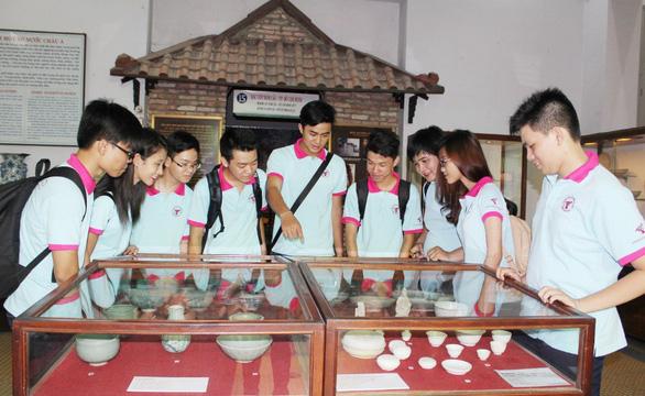 Nhiều hướng dẫn viên học tại Việt Giao để được đảm bảo việc làm - Ảnh 2.