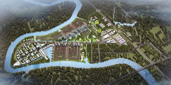 Khám phá hệ thống tiện ích thành phố bên sông Waterpoint - Ảnh 1.