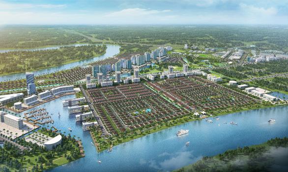 Khám phá hệ thống tiện ích thành phố bên sông Waterpoint - Ảnh 3.