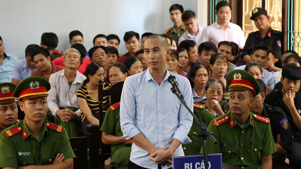 Tuyên án tử hình hung thủ giết 2 vợ chồng ở thành phố Hưng Yên - Ảnh 1.