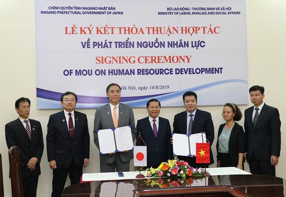 Thêm nhiều cơ hội cho lao động Việt Nam đến Nhật Bản làm việc - Ảnh 1.