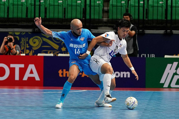 Hạ CLB Trung Quốc, Thái Sơn Nam vào bán kết Giải futsal các CLB châu Á 2019 - Ảnh 2.