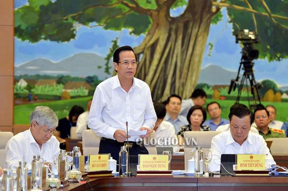 Ông Nguyễn Văn Giàu lo bộ trưởng Bộ GTVT khó giữ lời hứa - Ảnh 3.
