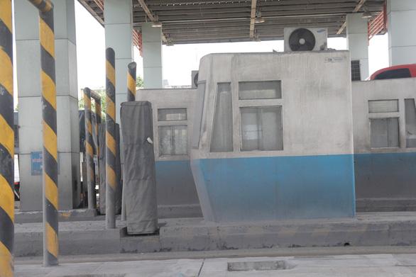 Cao tốc TP.HCM - Trung Lương lộn xộn như đường làng - Ảnh 4.