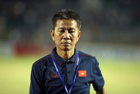 HLV Hoàng Anh Tuấn từ chức sau khi U18 Việt Nam bại trận - Ảnh 1.