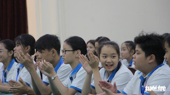 169 em nhỏ dự Diễn đàn trẻ em quốc gia - Ảnh 2.
