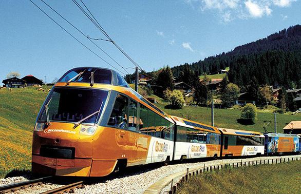 Tour khám phá mùa thu Thụy Sĩ, Đức, Áo, Hungary, Bratislava - Ảnh 1.