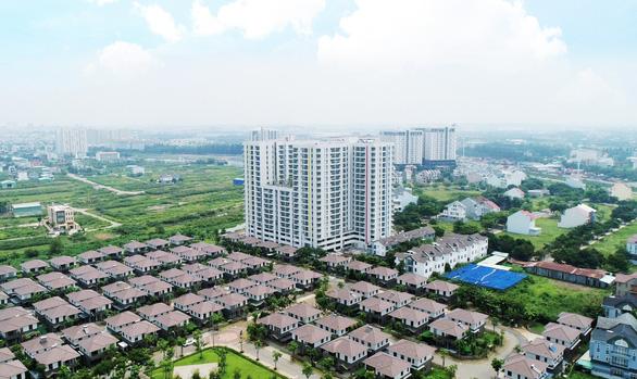 Xu hướng xanh hóa của thị trường bất động sản - Ảnh 1.