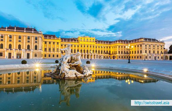 Tour khám phá mùa thu Thụy Sĩ, Đức, Áo, Hungary, Bratislava - Ảnh 4.