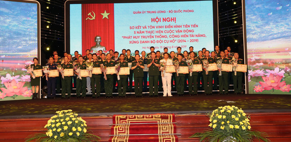 Hình ảnh 'Bộ đội Cụ Hồ' là biểu tượng cao đẹp, độc đáo riêng của quân đội Việt Nam - Ảnh 1.