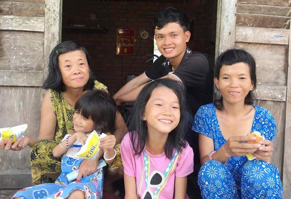 Chuyện nghề của các YouTuber thiện lành: Kỳ 5: Kênh Châu Đại Dương chia sẻ với người nghèo - Ảnh 4.