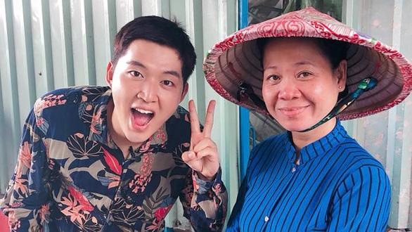 Chuyện nghề của Youtuber thiện lành - Kỳ cuối: Chàng trai Hàn mê ẩm thực Việt Nam - Ảnh 2.