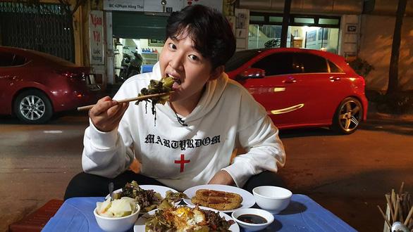 Chuyện nghề của Youtuber thiện lành - Kỳ cuối: Chàng trai Hàn mê ẩm thực Việt Nam - Ảnh 1.
