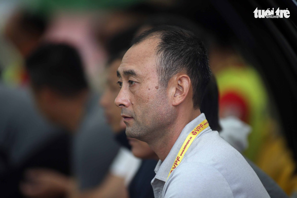 HLV Hàn Quốc vẫn tin Hoàng Anh Gia Lai trụ hạng thành công - Ảnh 1.