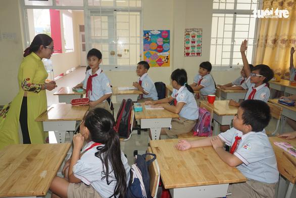 Giáo viên tiểu học được tự lập kế hoạch dạy học - Ảnh 1.