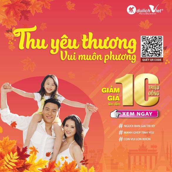 Cùng Du Lịch Việt nối dài hành trình yêu thương - Ảnh 1.