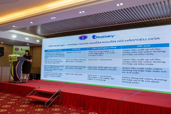 VitaDairy là đối tác duy nhất của Bộ Y tế trong năm hành động miễn dịch - Ảnh 4.