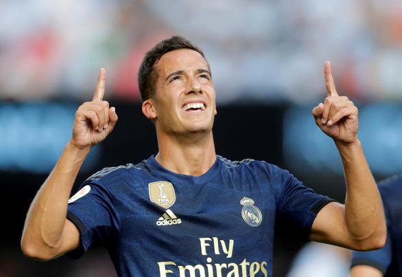 Modric bị thẻ đỏ, Real Madrid vẫn thắng tưng bừng trên sân Celta Vigo - Ảnh 4.