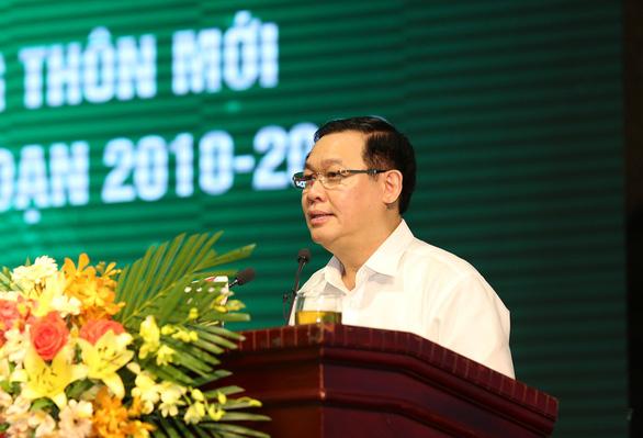 Nông dân Đồng bằng sông Hồng thu nhập 43,3 triệu sau 10 năm làm nông thôn mới - Ảnh 1.