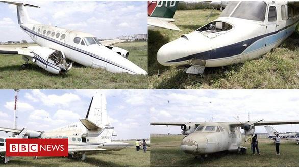 Đấu giá các máy bay của đại gia bị bỏ rơi với giá từ... 1.000 USD - Ảnh 1.