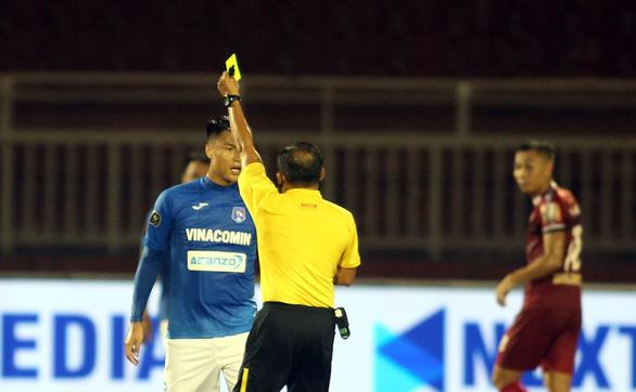 Than Quảng Ninh: Vừa thua trận, vừa thua phong cách thi đấu - Ảnh 1.