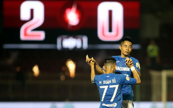 Thắng Than Quảng Ninh, CLB TP.HCM vẫn khó đua vô địch với Hà Nội - Ảnh 2.