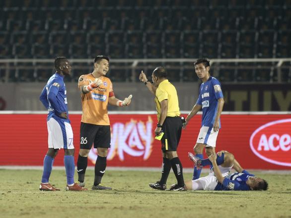 Than Quảng Ninh: Vừa thua trận, vừa thua phong cách thi đấu - Ảnh 3.