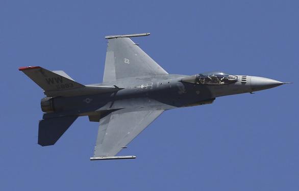 Nhà Trắng thông báo với quốc hội sẽ bán máy bay F-16 cho Đài Loan - Ảnh 1.