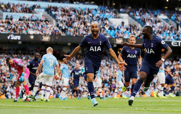 VAR hủy bàn thắng của Jesus, M.C bị Tottenham cầm chân tại Etihad - Ảnh 3.