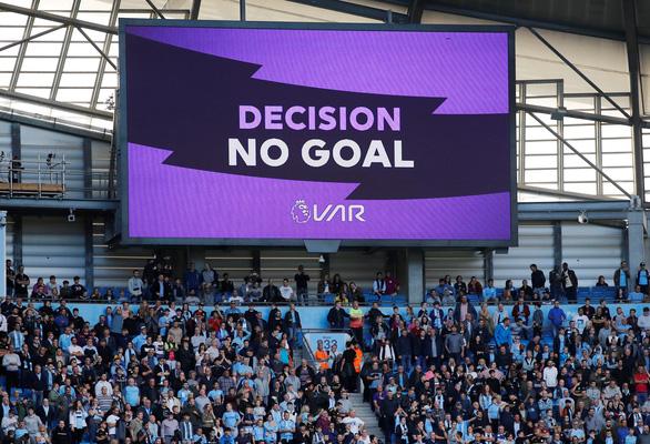 VAR hủy bàn thắng của Jesus, M.C bị Tottenham cầm chân tại Etihad - Ảnh 4.