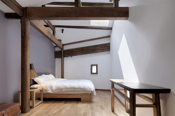 Tàn tích 300 tuổi hồi sinh thành khách sạn giữa vùng nông thôn - Ảnh 5.