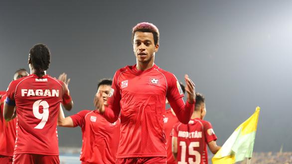 Sân Thanh Hóa: Chủ nhà đại bại trước Hải Phòng - Ảnh 3.
