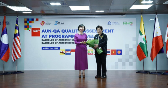 Chuẩn AUN-QA được nhiều trường đại học hướng đến - Ảnh 2.