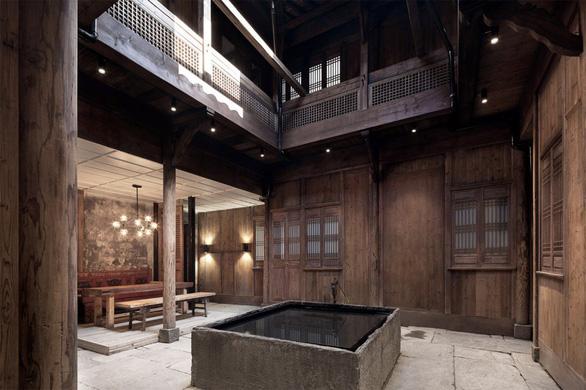 Tàn tích 300 tuổi hồi sinh thành khách sạn giữa vùng nông thôn - Ảnh 3.