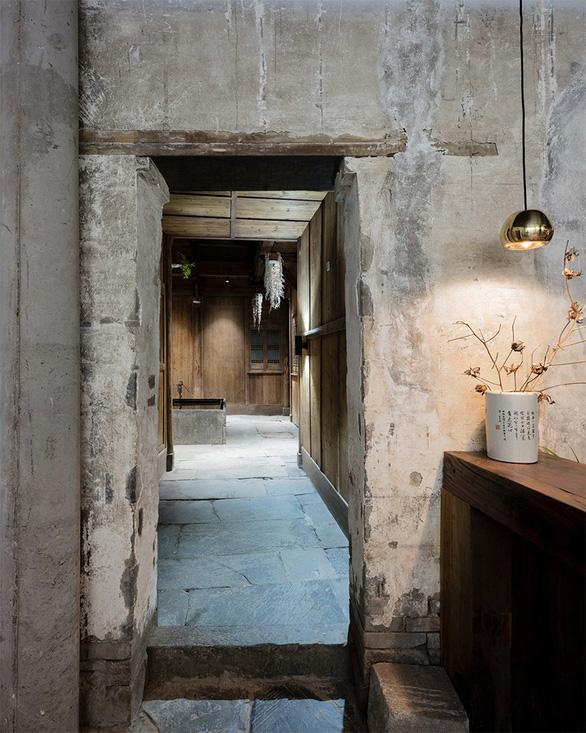 Tàn tích 300 tuổi hồi sinh thành khách sạn giữa vùng nông thôn - Ảnh 4.