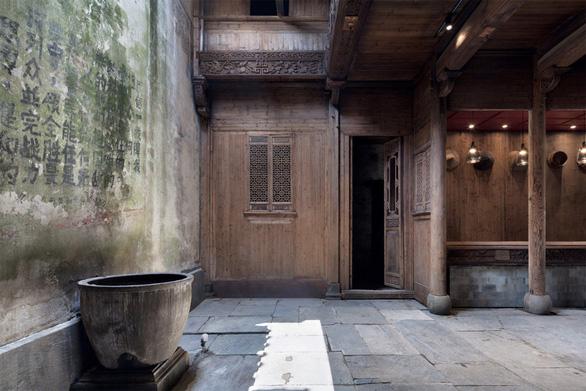 Tàn tích 300 tuổi hồi sinh thành khách sạn giữa vùng nông thôn - Ảnh 8.