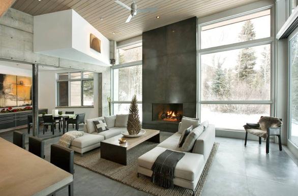 Đi tìm sự khác biệt giữa phong cách hiện đại và phong cách đương đại trong thiết kế nội thất - Ảnh 8.