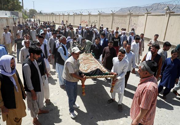IS nhận đã đánh bom đám cưới làm 63 người thiệt mạng - Ảnh 1.