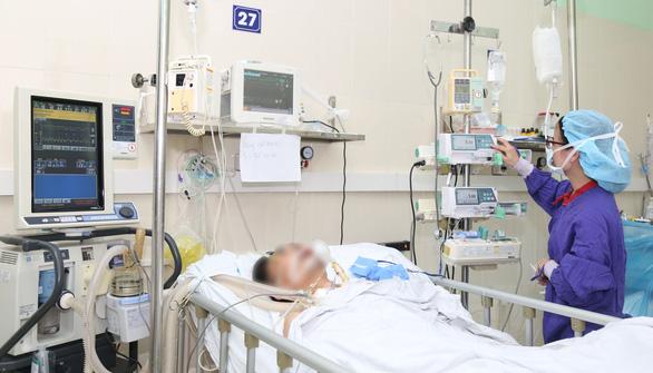 Bệnh viện Việt Đức ghép tạng cùng lúc cho 5 bệnh nhân - Ảnh 1.