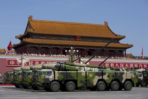 Tên lửa Trung Quốc có thể làm tê liệt các căn cứ Mỹ trong vài giờ? - Ảnh 2.