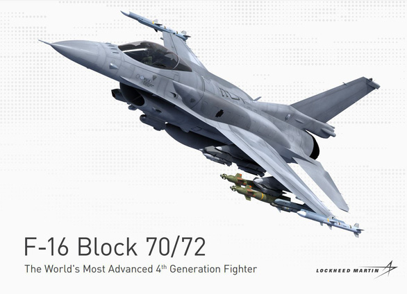 Sức mạnh của tiêm kích Mỹ chuẩn bị bán cho Đài Loan - Ảnh 1.